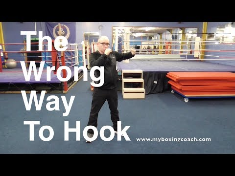 boxing hook up
