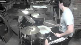 MARC - saves the day - this is not an exit drum cover