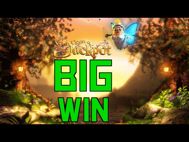 ★ Wish Upon A Jackpot ★ Puss In Wilds - BIG WIN !!