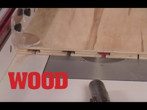 Garage Storage System >> How to Make Slat Wall Storage for Your Shop - WOOD magazine - YouTube