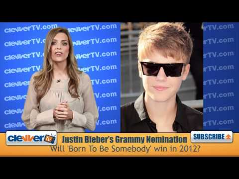 Justin Bieber Song Nominated For 2012 Grammy Award