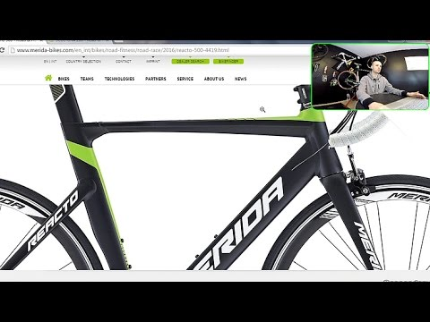 Merida Reacto vs Scultura - comparison and review. Aero or pure race road bike?