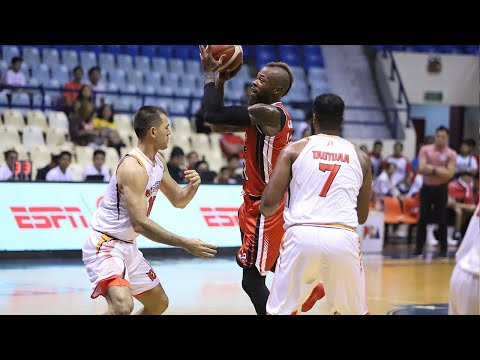 Marqus Blakely Highlights | PBA Governors' Cup 2019