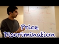 Y2/IB 20) Price Discrimination - First, Second and Third Degree