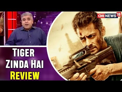 Tiger Zinda Hai Review | Movie Review by...