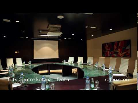 Meetings and Events @ City Centre Rotana Doha - Qatar