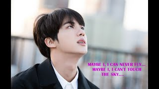 Jin Appreciation - Compilation of all BTS Members singing Jin's Awake lyrics 'I can never fly..'