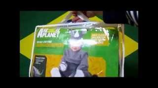 Fantasia Baby Rhinoceros Costume - Animal Plane