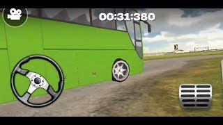 Heavy Mountain Bus Simulator 2018 Android GamePlay Mountain Bus Simulator Car Games