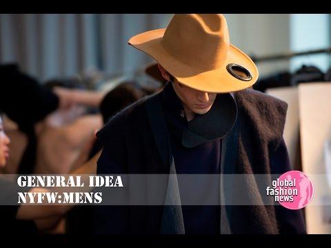 General Idea | Fall / Winter 2016 Men