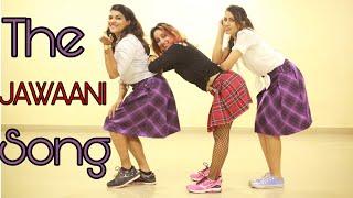 The Jawaani Song | Student of The Year 2| Tiger Shroff | Bollywood Dance| Bolly Zumba