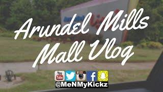 Arundel Mills Mall Vlog · Foamcity Nike Outlet · Foam City Hanover, Maryland Shopping Visiting Md