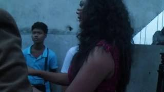 ঝগড়াটে মৌসুমী হামিদ (Misbehave of BD actress Mousumi Hamid)