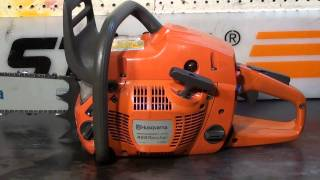 The chainsaw guy shop talk Husqvarna 455 chainsaw 1 18