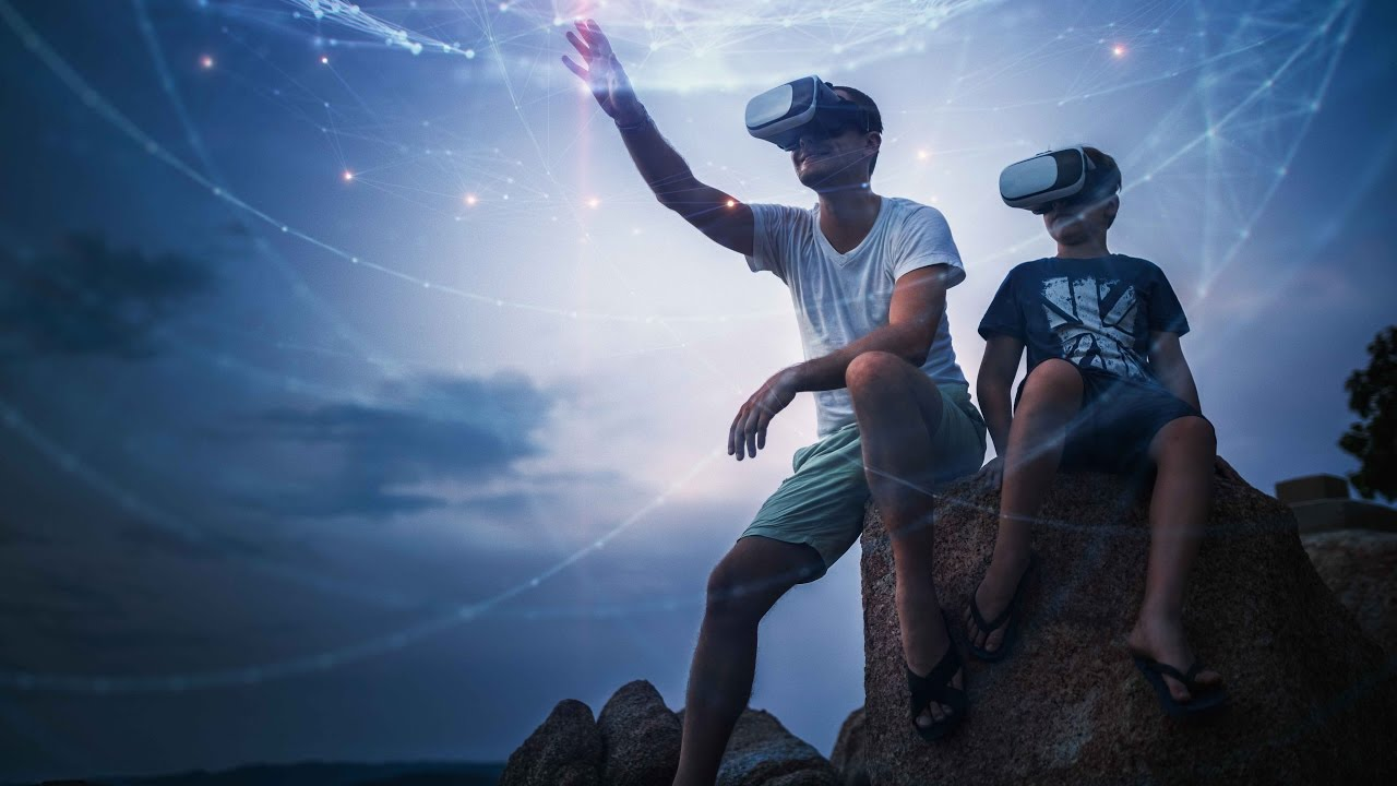 The evolution of virtual reality | Tech Histories