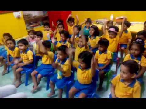 Teaching in nursery school in Aundh-Baner-Pune