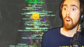 Asmongold Raids Karazhan In WoW Classic Beta