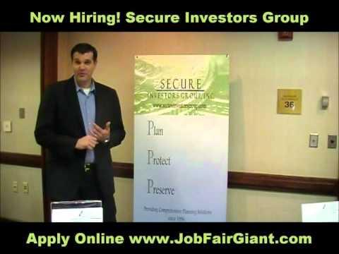 JobFairGiant.com - Secure Investors Group
