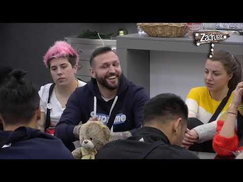 Zadruga 2 - Ša priča o Banetu / svađa Zerine i Baneta - 08.01.2019.