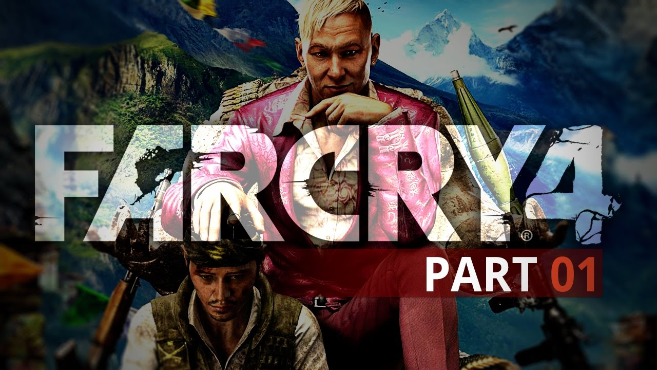 Far Cry 4 No Commentary Walkthrough Full Game Part 1 Youtube