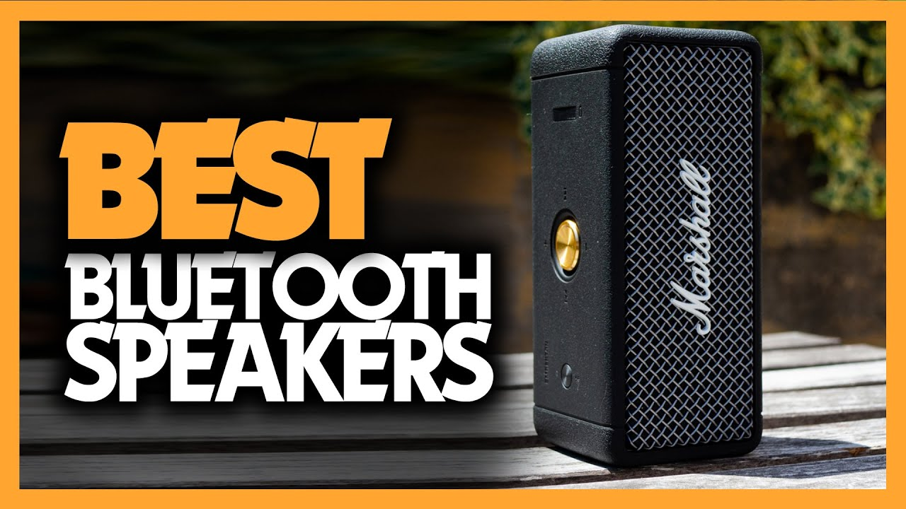 Best Bluetooth Speakers In 2021 Which One Should You Get Youtube