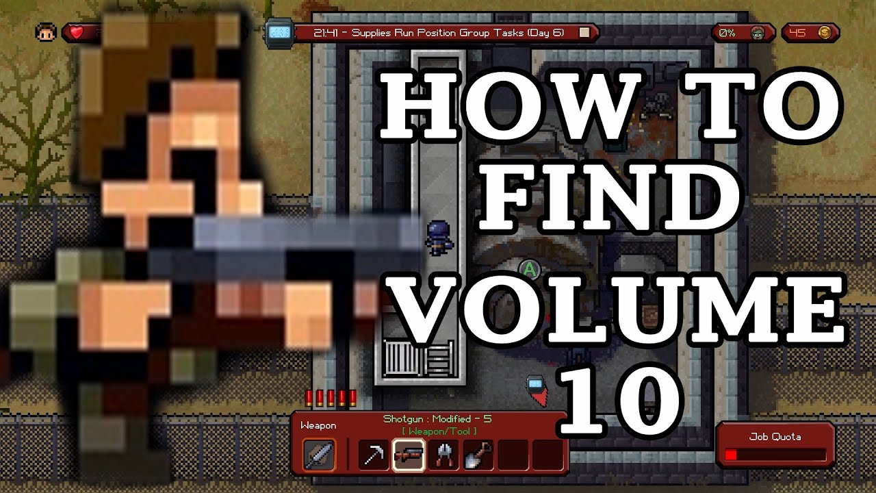 How To Find Volume 10  The Escapists The Walking Dead  Collectibles