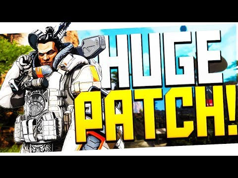 This is the BIGGEST Apex Legends Patch! HUGE Gibraltar/Caustic Buffs, Wingman/Spitfire Nerfs + More! thumbnail