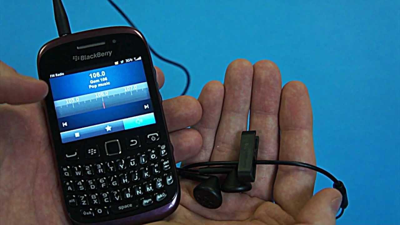 Blackberry Curve 9320 Review