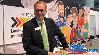 Interview with Germany Farm Equipment Dealer Association