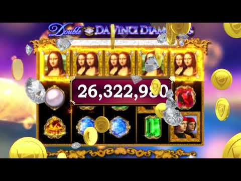 Double Da Vinci Diamonds - GSN Casino