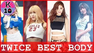 Video [2017] TWICE BEST BODY RANK | Who has the best body in your eyes ? download MP3, 3GP, MP4, WEBM, AVI, FLV Agustus 2018