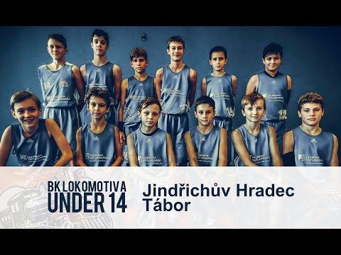 Jindřichův Hradec a Tábor UNDER 14 (4.- 5. 11. 2017)
