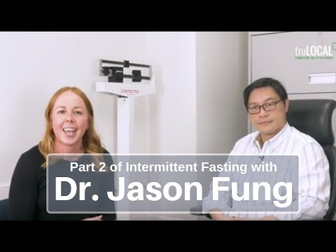 Intermittent Fasting with Jason Fung Part 2 | truLOCAL TV