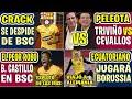 TREMENDA PELEOTA! TRIVIÑO VS CEVALLOS | EL PEOR ROBO PARA BYRON CASTILLO | CRACK YA NO JUGARÁ EN BSC
