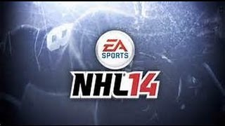 NHL 14 - Live The Life: Episode 1 - Humble Beginings