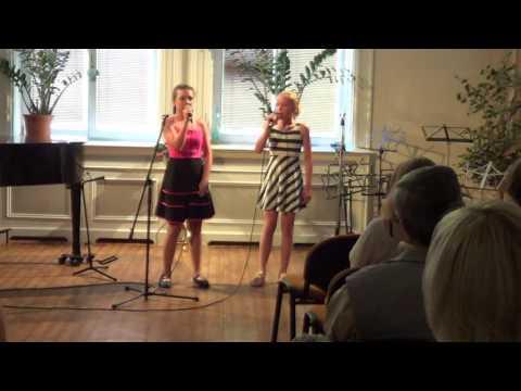 Bětka Kaplanová & Veronika Heide - Umět mít rád (pohádka Ledové království)
