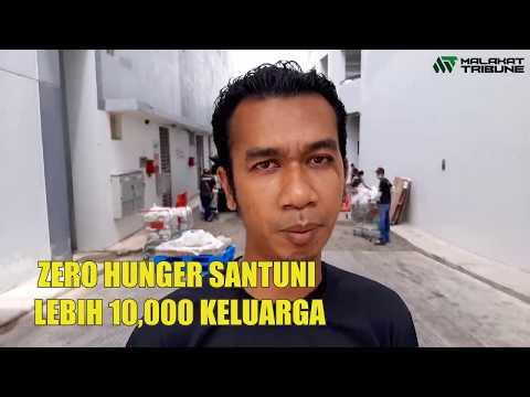 Lebih 10,000 terima manfaat bantuan Zero Hunger