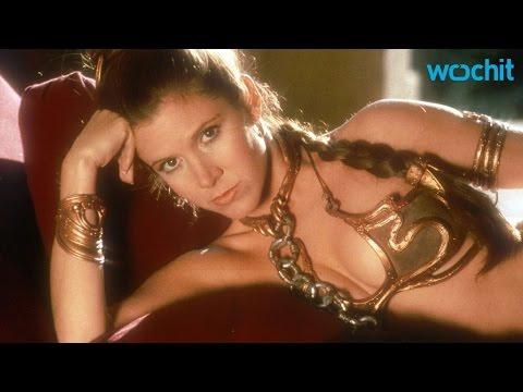 The History Of Princess Leia's Bikini