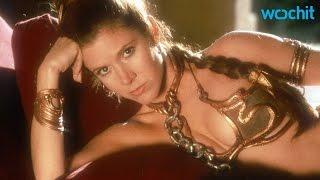 Leia blowjob Princess bikini