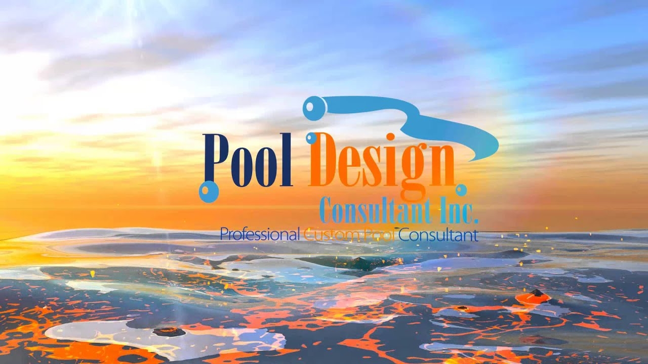 Pool design consultant inc youtube for Pool design consultant