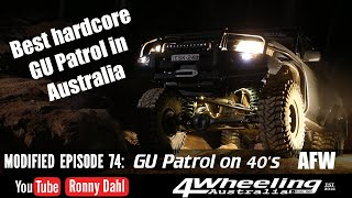 Best Hardcore GU Patrol in Australia, Modified Episode 74
