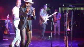 Trombone Shorty & Meter Men Fire on the Bayou Apr 23 2016 nunupics.com