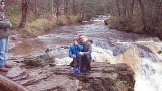 Mountain Trip - Slieve Bloom Waterfall - Ireland | Arcadius Kul