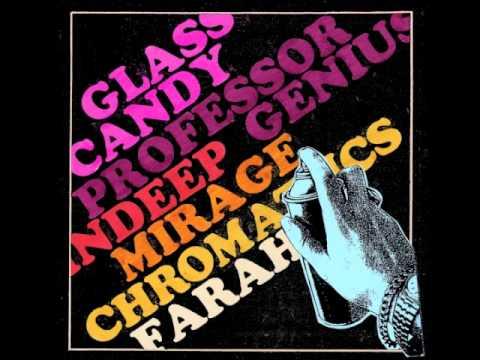 """PROFESSOR GENIUS """"LA GROTTA"""" (Demo) After Dark LP"""