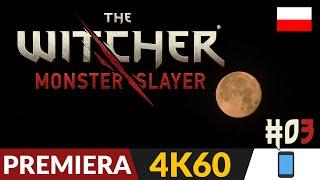 Wiedźmin: Pogromca Potworów 📱 #3 / odc.3 mobilny 🐲 Tajemnica statuetki   Monster Slayer PL