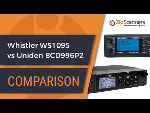 Whistler Scanner Videos | Watch All Videos