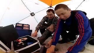 Ловля ленка Сезон 2020г 29 03 Сериал 4 Yakutia