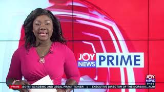 Joy News Prime (16-9-20)