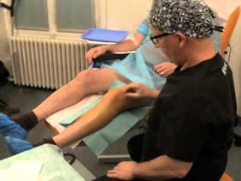 Download injection PRP en intra articulaire du genou par le Dr Charousset