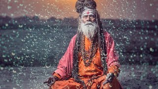 INDIAN FLUTE MUSIC + RAIN || Absolutely Beautiful & Relaxing Sound Experience